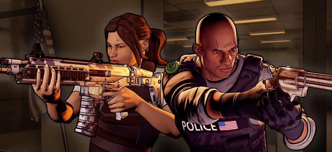 Spielt einen Gesetzeshüter im actiongeladenen, prozedural generierten Shooter Rico, der morgen erscheint