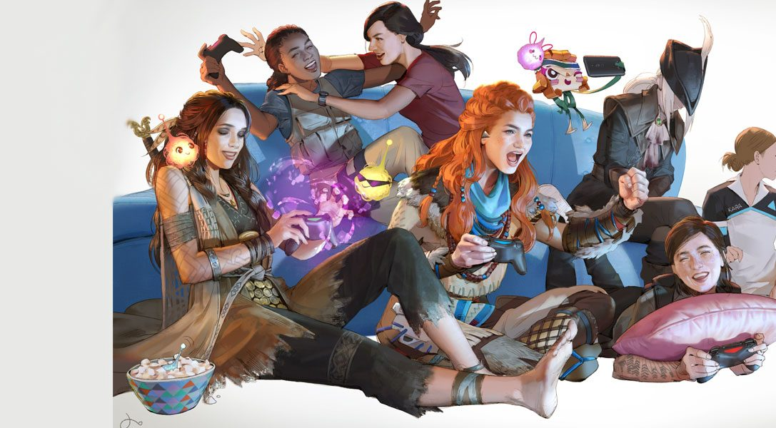Ein Spiegel der Zeit – Frauen in Videospielen