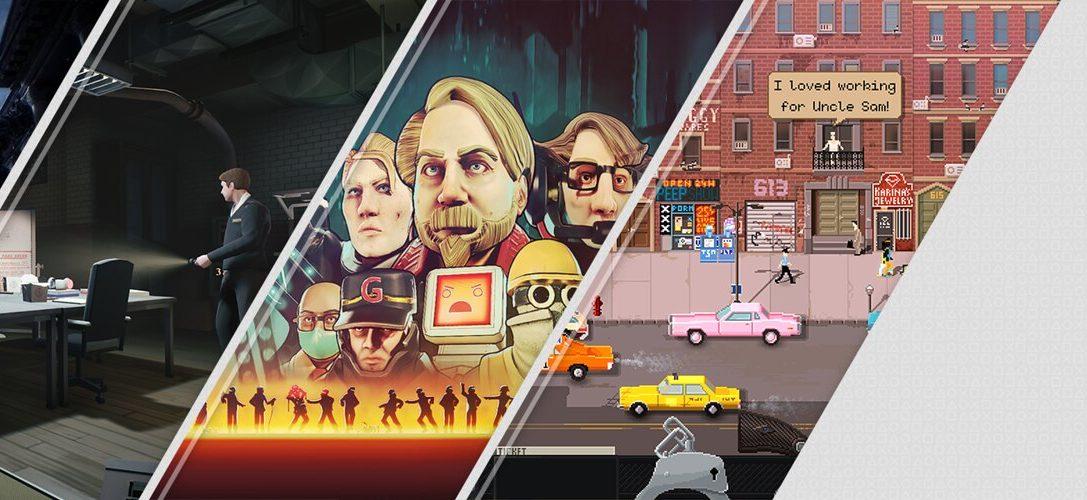 Diese Woche neu im PlayStation Store: Devil May Cry 5, The Occupation und mehr