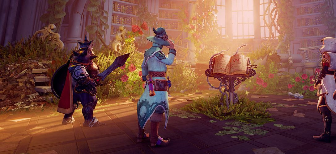 Trine 4: The Nightmare Prince erscheint diesen Herbst auf PS4