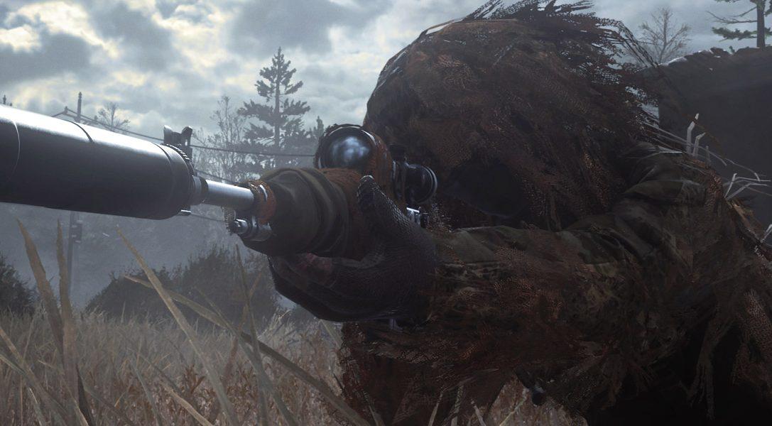 Let's #play2gether – Wir spielen mit euch Call of Duty: Modern Warfare Remastered