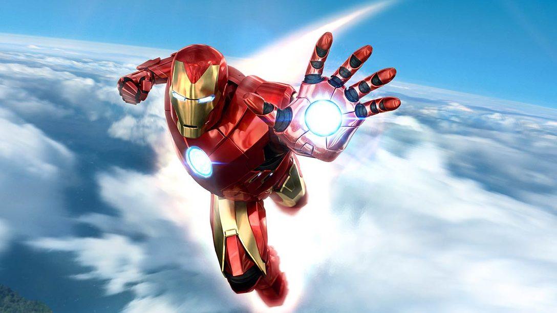 Gespielt: 30 Minuten mit Marvel's Iron Man VR