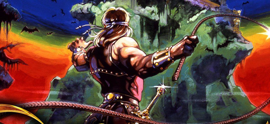 Alle Spiele der Castlevania Anniversary Collection für PS4