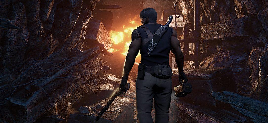 Action-Horror Immortal Legacy: The Jade Cipher jetzt erhältlich für PS VR