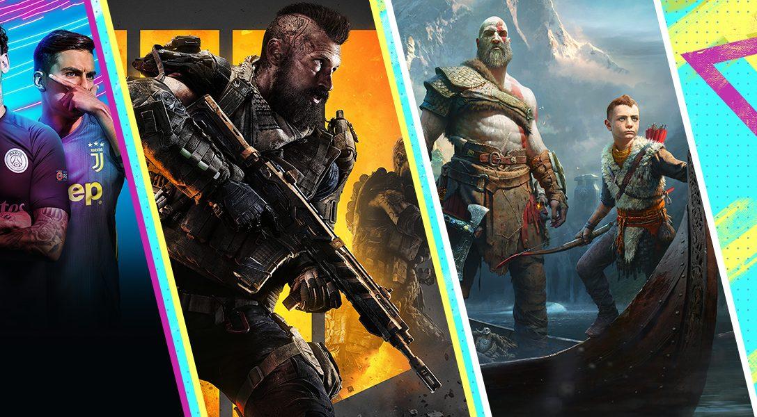 Neue Spiele gesellen sich zu den gewaltigen Frühlingsangeboten im PlayStation Store