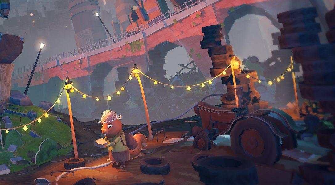 Berührendes, handgefertigtes Adventure Ghost Giant ab morgen auf PS VR verfügbar