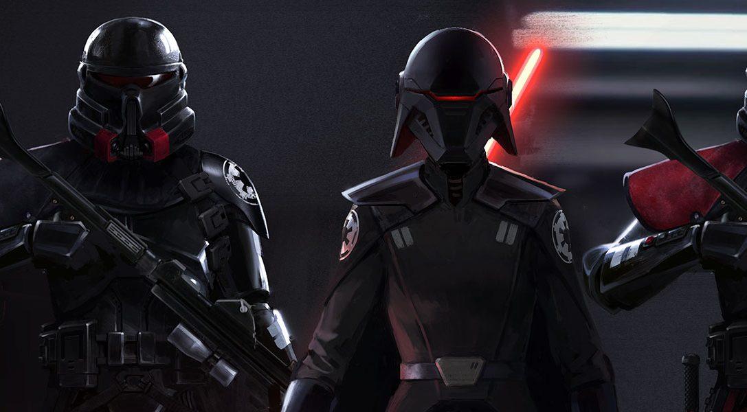 Euer erster Blick auf Star Wars Jedi: Fallen Order