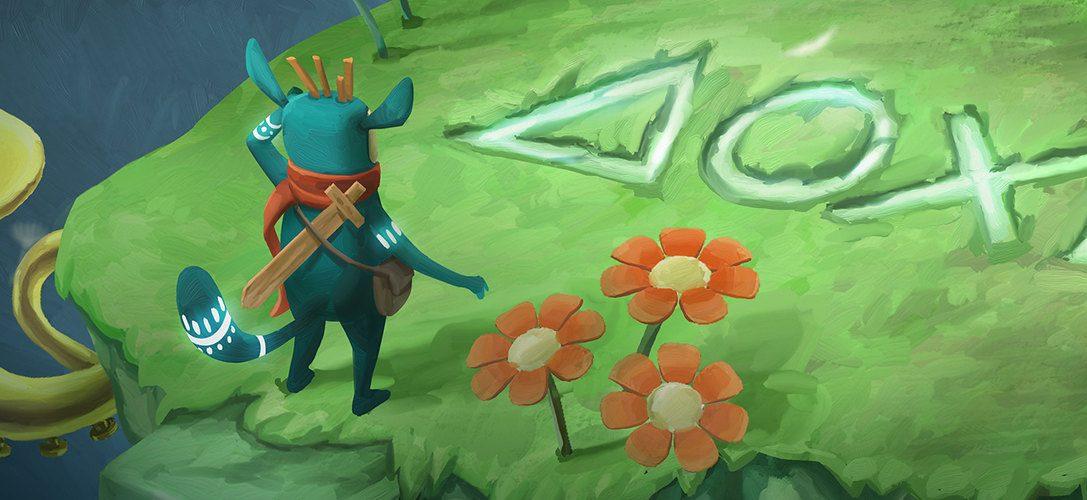 Erkundet euer Unterbewusstsein im surrealen PS4-Abenteur Figment, erhältlich ab dem 14. Mai
