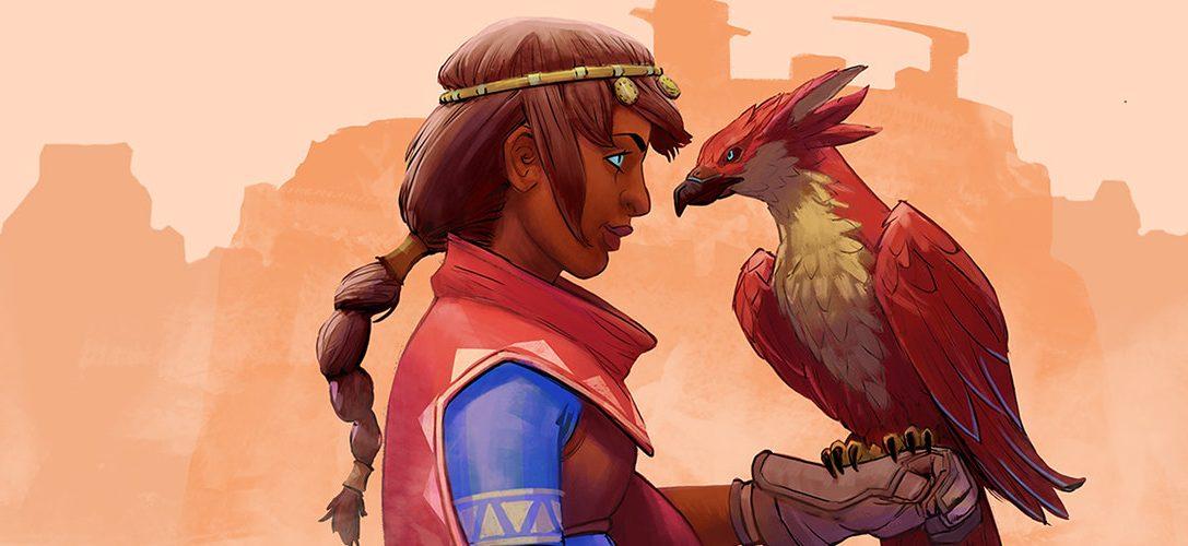 Falcon Age landet morgen im Sturzflug auf PS4 und PSVR