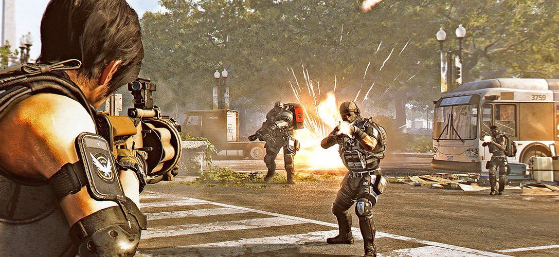 The Division 2, Sekiro: Shadows Die Twice und Devil May Cry 5 legen ihren Erstauftritt hin in den PlayStation Store Charts für den Monat März