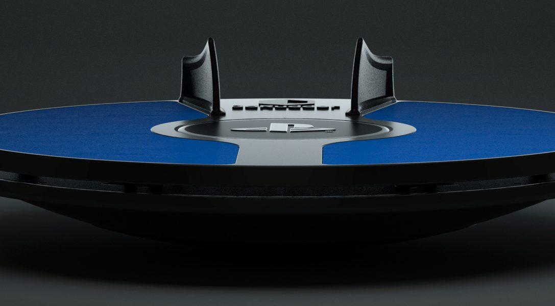 Wir stellen den neuen Foot-Motion-Controller 3dRudder für PlayStation VR vor, der diesen Sommer erscheint