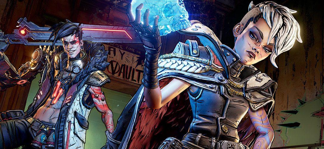 Borderlands 3 erscheint am 13. September auf PS4, seht euch den neuen Gameplay-Trailer an