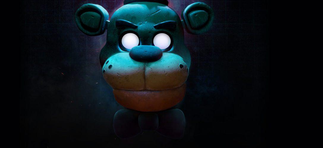 Schaurige erste Eindrücke von Five Nights At Freddy's VR: Help Wanted