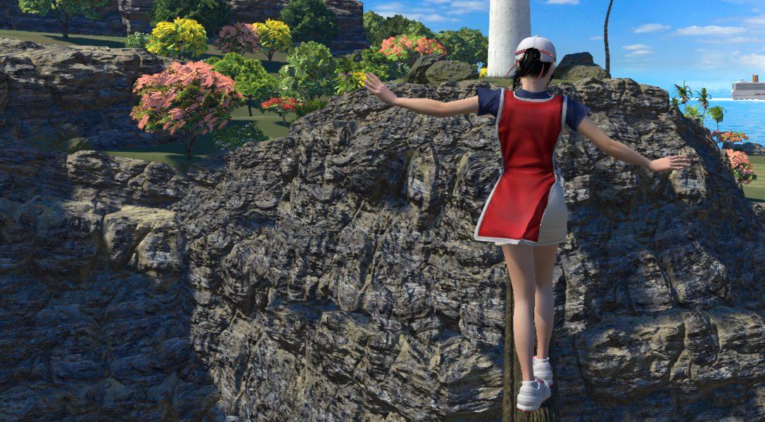 Everybody's Golf erscheint am 22. Mai für PlayStation VR