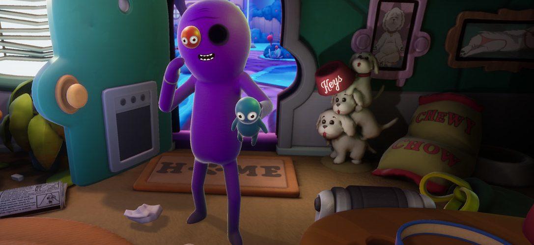 Comedy-Plattformer Trover Saves the Universe für PS VR erhält DLC nach der Veröffentlichung