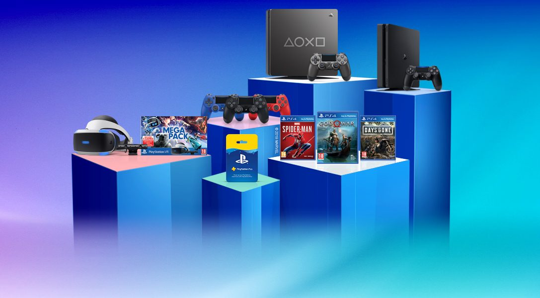 Days of Play: 11 Tage voller Angebote und einem neuen PS4-System in limitierter Auflage