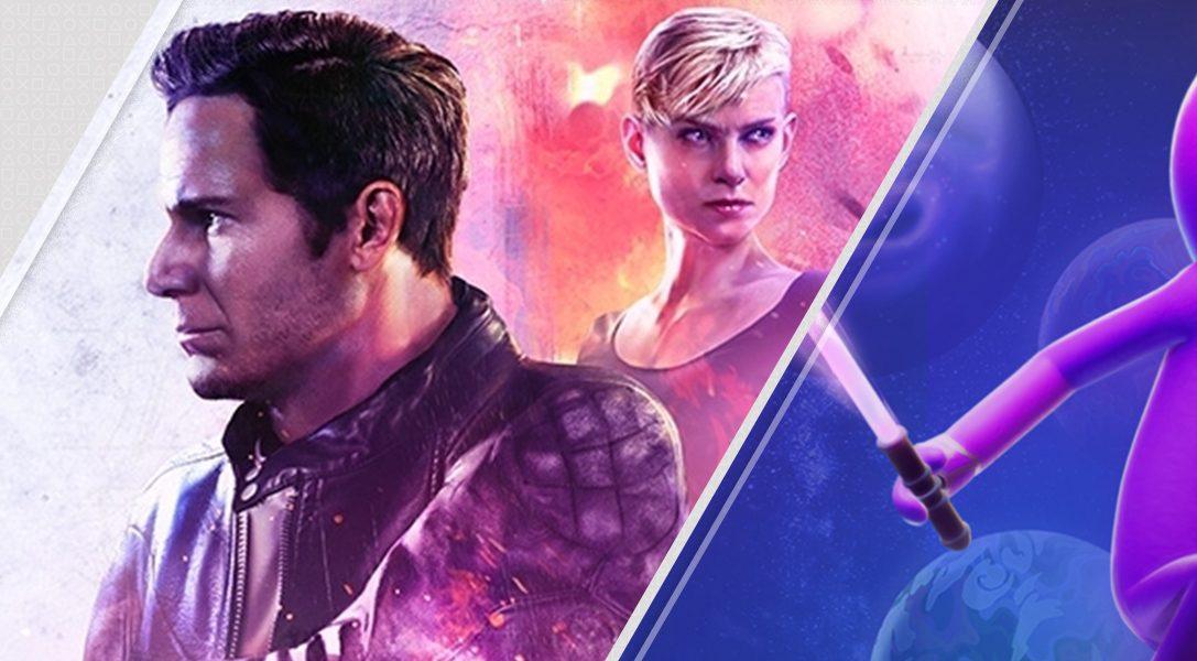 Diese Woche neu im PlayStation Store: Blood & Truth VR, Trover Saves the Universe und mehr