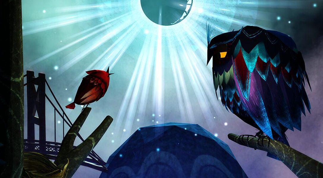 Luna ist ab Juni auf PS4 und PSVR verfügbar