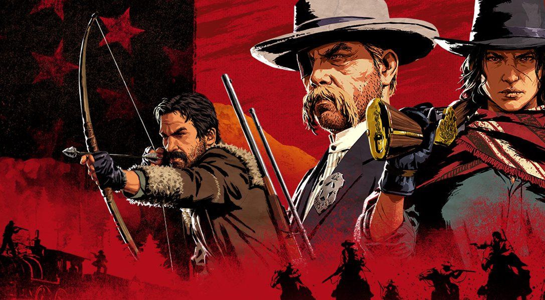 Red Dead Online: neue Early-Access-Inhalte für PlayStation 4 jetzt erhältlich