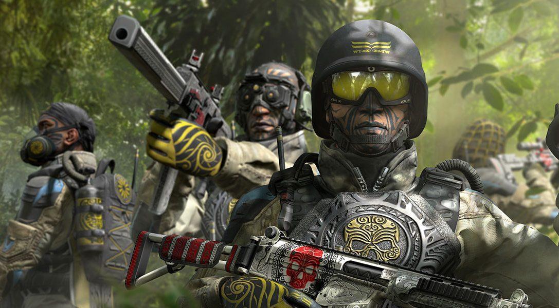 Ein großes, neues Update für Warface führt einen Battlepass und einen japanisch angehauchten Raid ein – ab heute für PS4 erhältlich