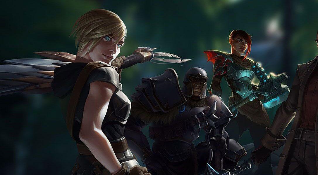 Die Monsterjagd beginnt – das kostenlose RPG-Abenteuer Dauntless erscheint heute für PS4