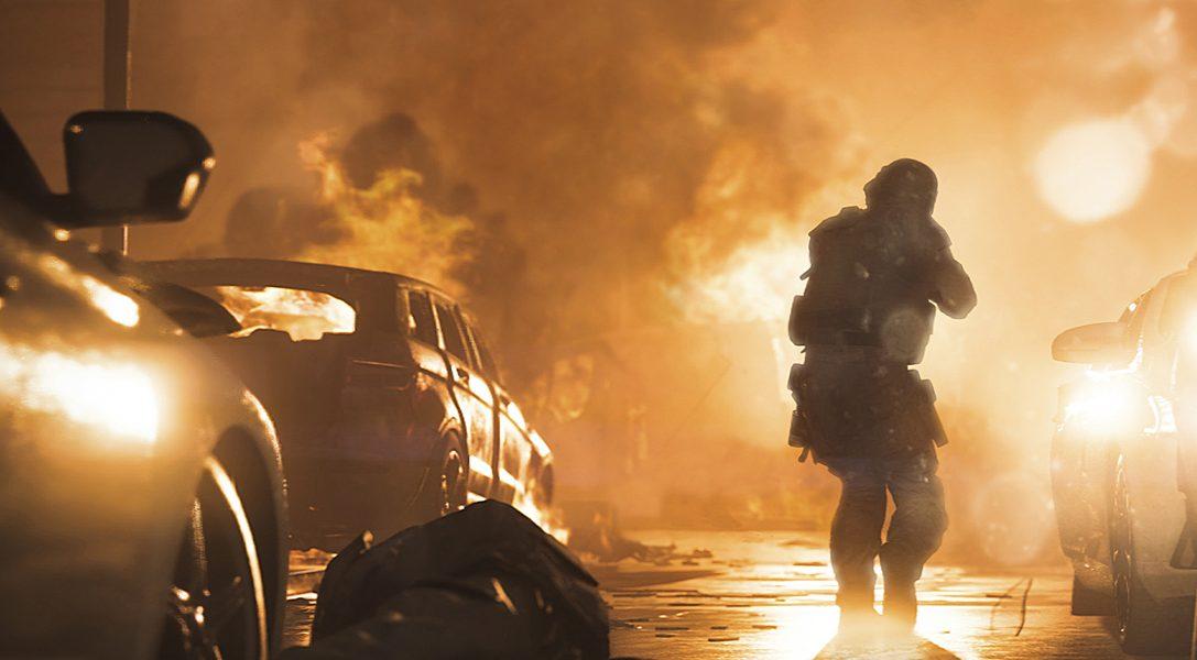 Call of Duty: Modern Warfare erscheint am 25. Oktober auf PS4