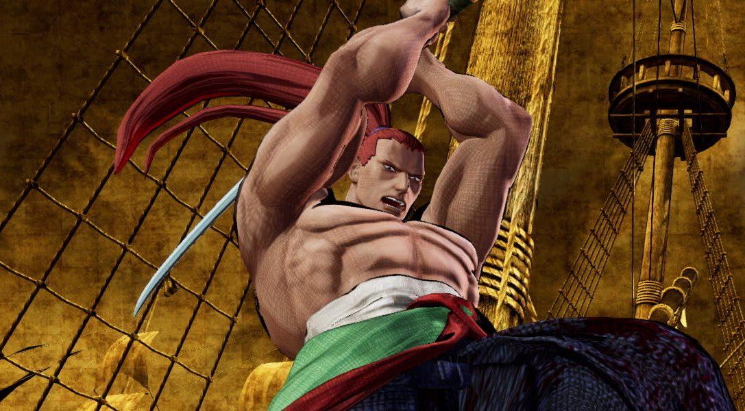 Ein erster Blick auf Samurai Shodowns gnadenlosen Attentäter Genjuro