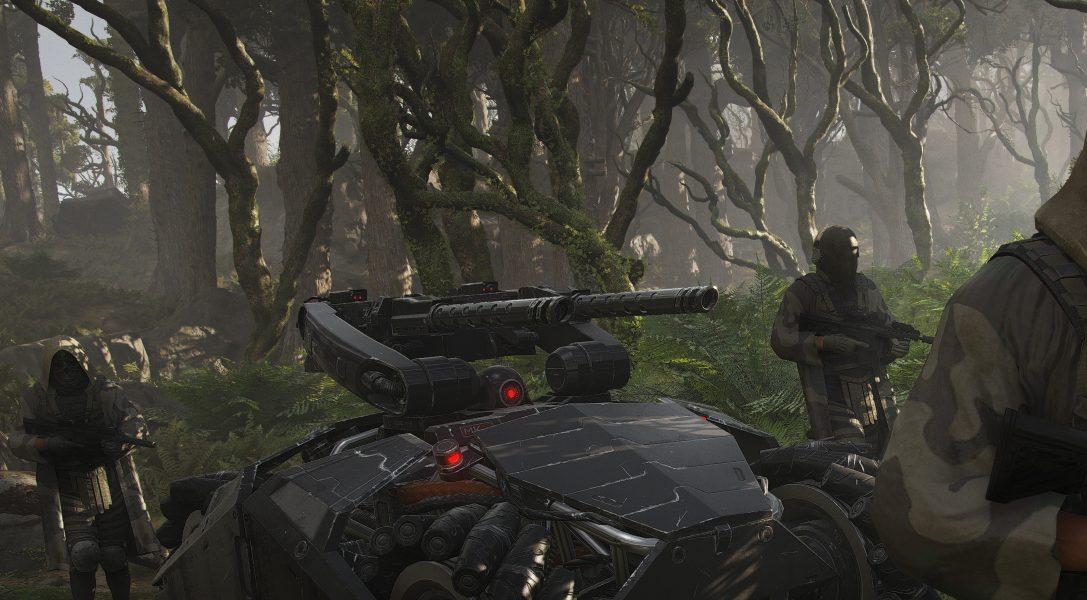 Überlebt hinter feindlichen Linien in Ghost Recon Breakpoint