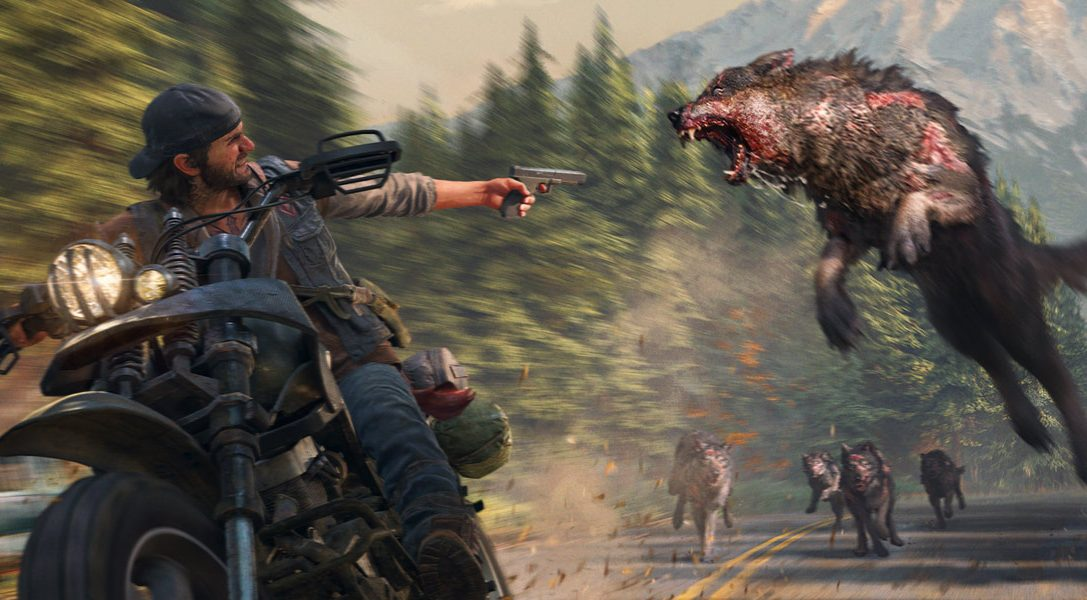 Days Gone war im April das meistverkaufte Spiel im PlayStation Store