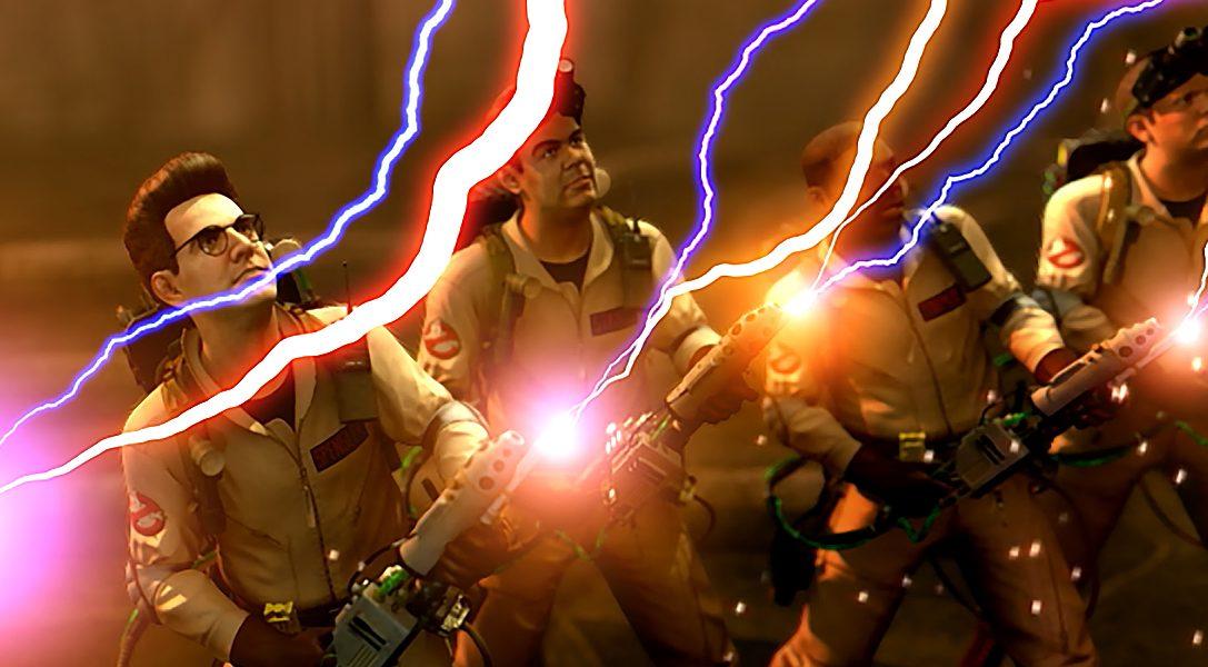 Ghostbusters: The Video Game Remastered ab Ende 2019 für PS4 erhältlich