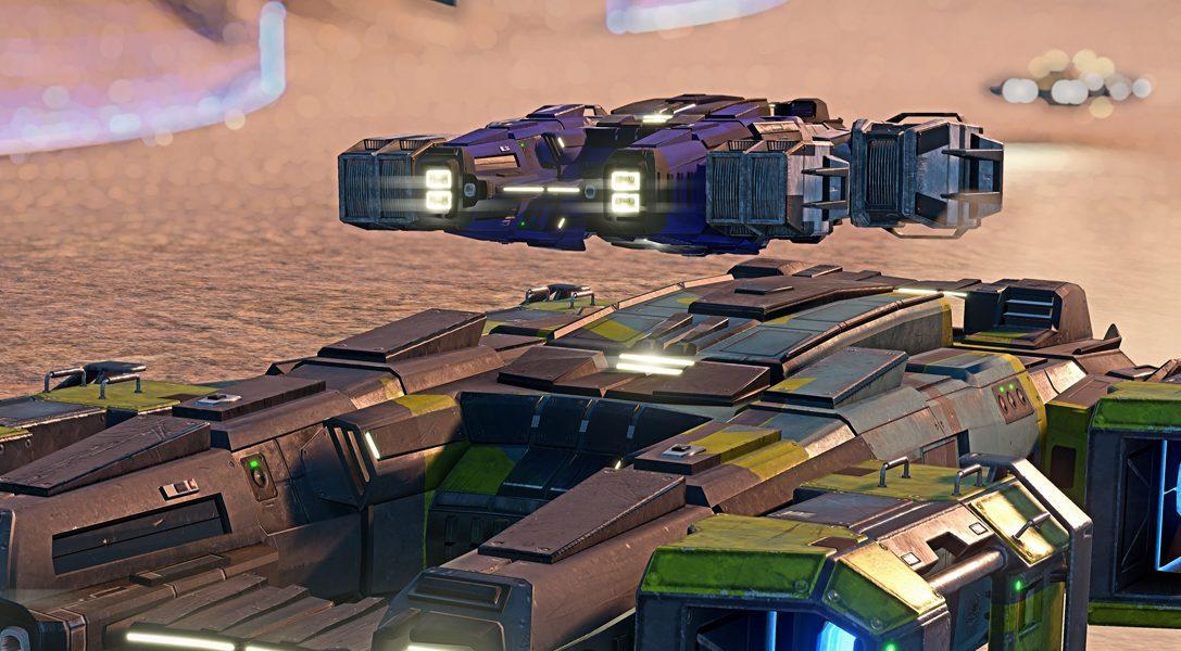 GRIP: Combat Racing erhält in einem neuen, kostenlosen Update Antischwerkraft-AirBlades