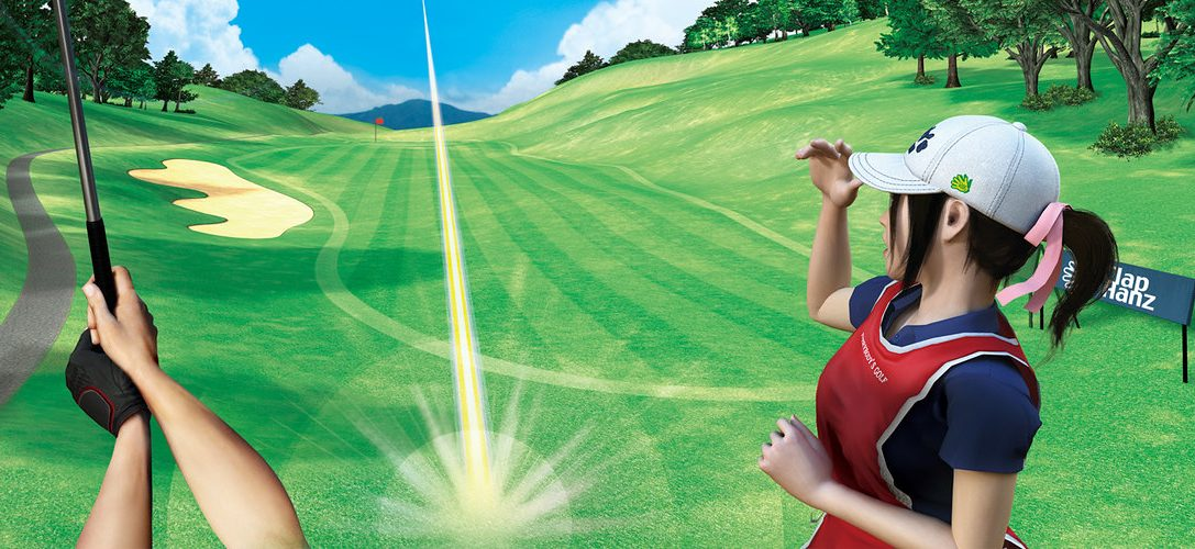 Die Demo von Everybody's Golf VR ist ab heute verfügbar