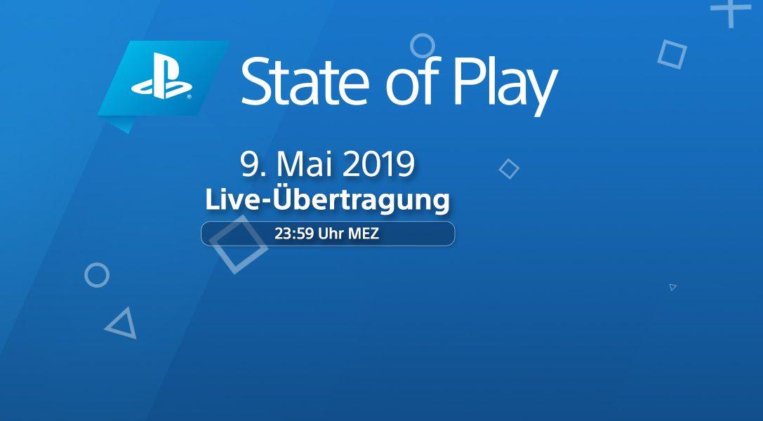Macht euch bereit für das nächste State of Play am 9. Mai