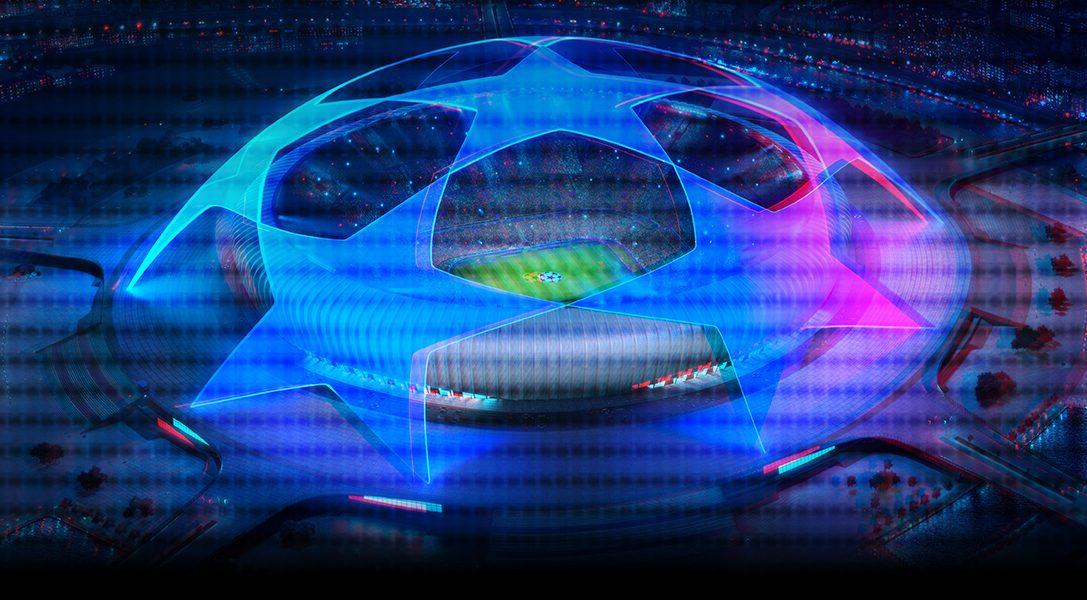 Wir präsentieren das UEFA Champions League PlayStation F.C. Final