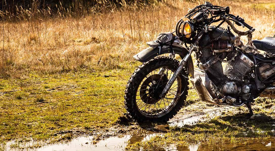 Schaut zu, wie ein paar Motorsportbegeisterte das Drifter-Bike aus Days Gone zum Leben erwecken
