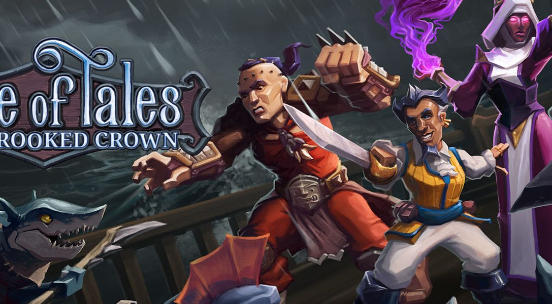 Table of Tales: The Crooked Crown – Tabletop-Jumanji für PS VR