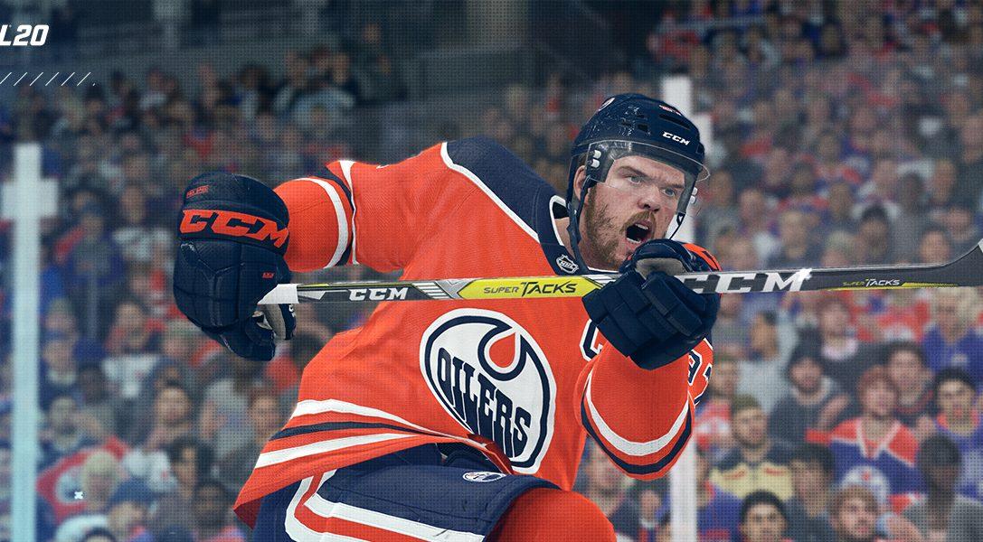 EA Sports NHL 20 gibt Veröffentlichungstermin und Cover Star bekannt
