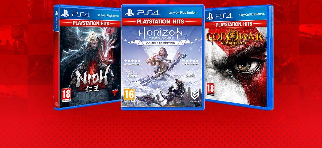 Neuzugänge für die PlayStation Hits-Reihe