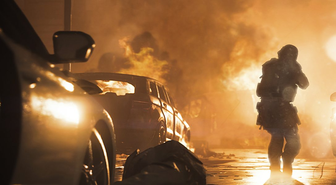 Infinity Ward spricht über Call of Duty: Modern Warfare