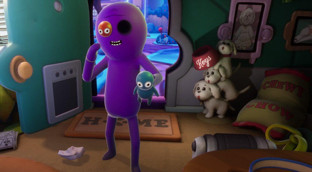 Die verrücktesten Welten in PS VR