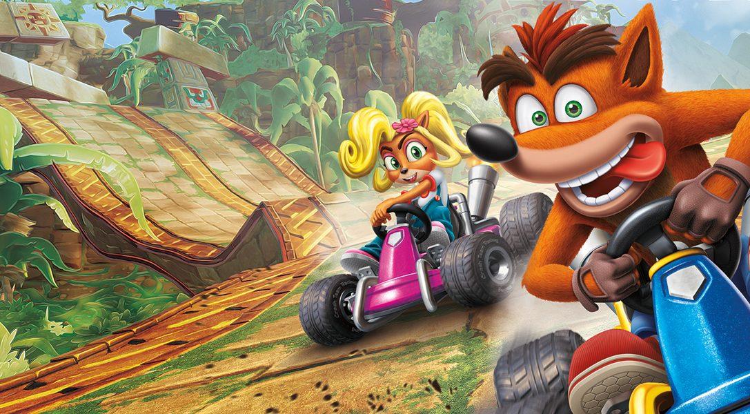 Wir stellen vor: Das Crash Team Racing Nitro Fueled PS4-Konsolen-Bundle mit exklusiven Bonusinhalten