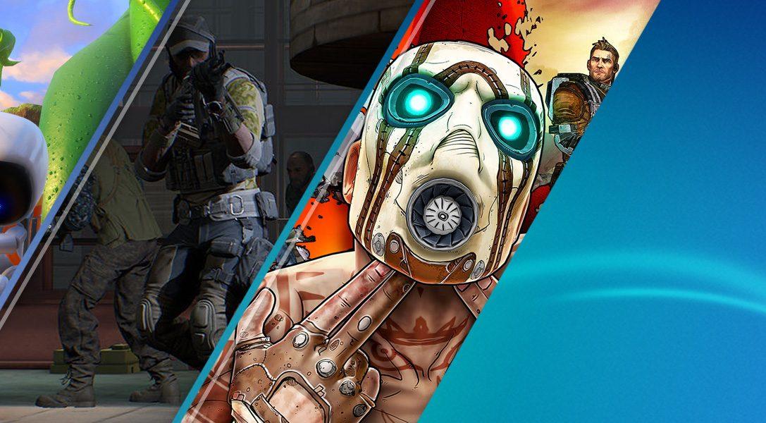Die Days of Play-Angebote für PS VR