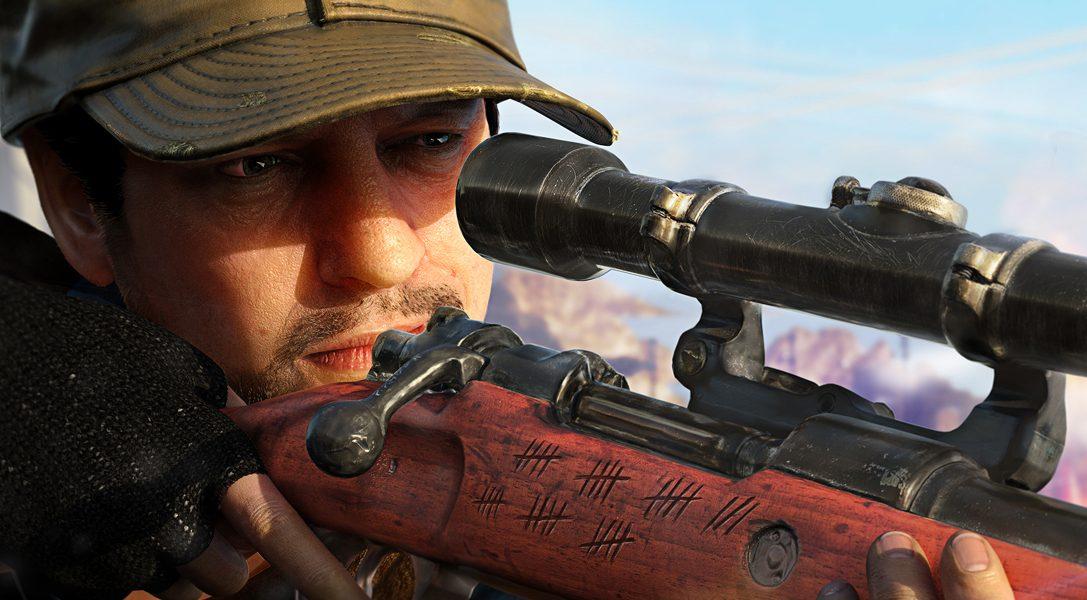 Mit Sniper Elite VR kommt die World War-Reihe von Rebellion jetzt für PS VR