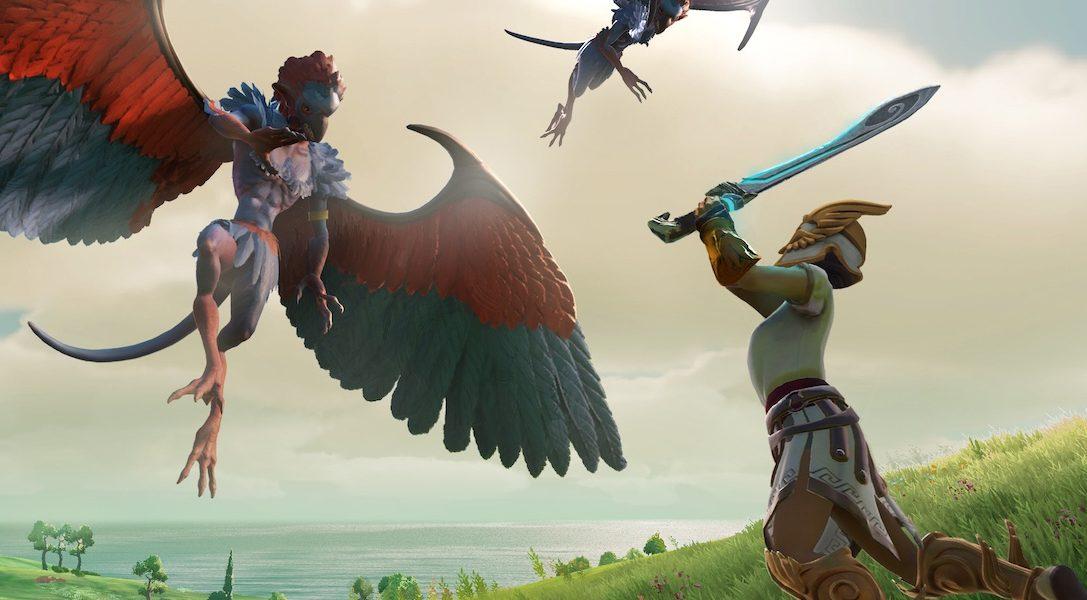 Assassin's Creed Odyssey-Entwickler kehrt mit Gods & Monsters zurück, erscheint nächstes Jahr auf PS4