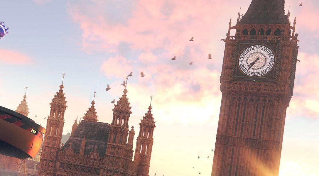 Debüt-Trailer von Watch Dogs: Legion zeigt modernes Londoner Setting und Fähigkeit, jeden Charakter zu spielen