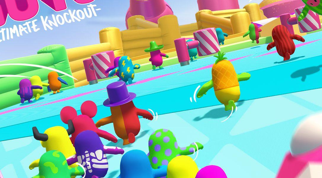 Das neue Spiel der Hatoful Boyfriend-Entwickler ist das von Takeshi's Castle-inspirierte Fall Guys und erscheint im nächsten Jahr