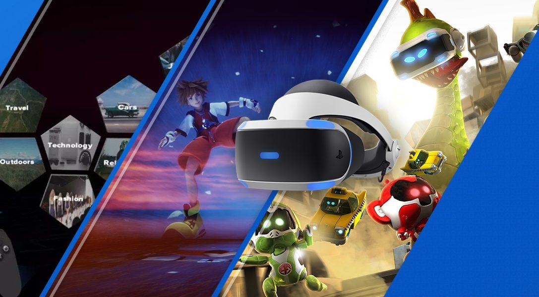 Die besten kostenlosen PSVR-Inhalte im PlayStation Store