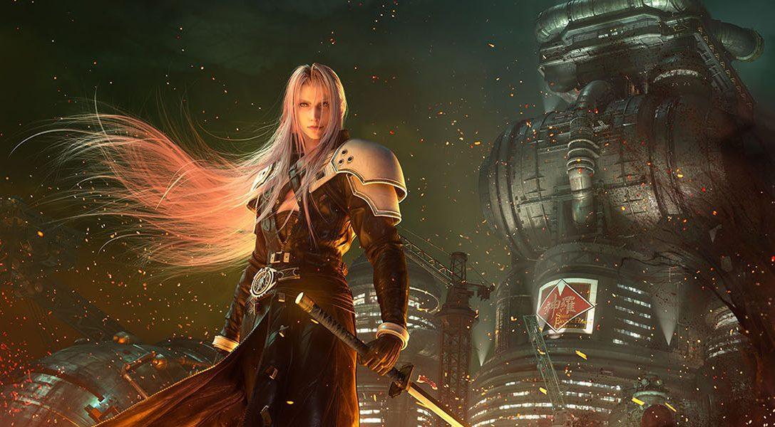 Final Fantasy VII Remake erscheint am 3. März 2020 für PS4