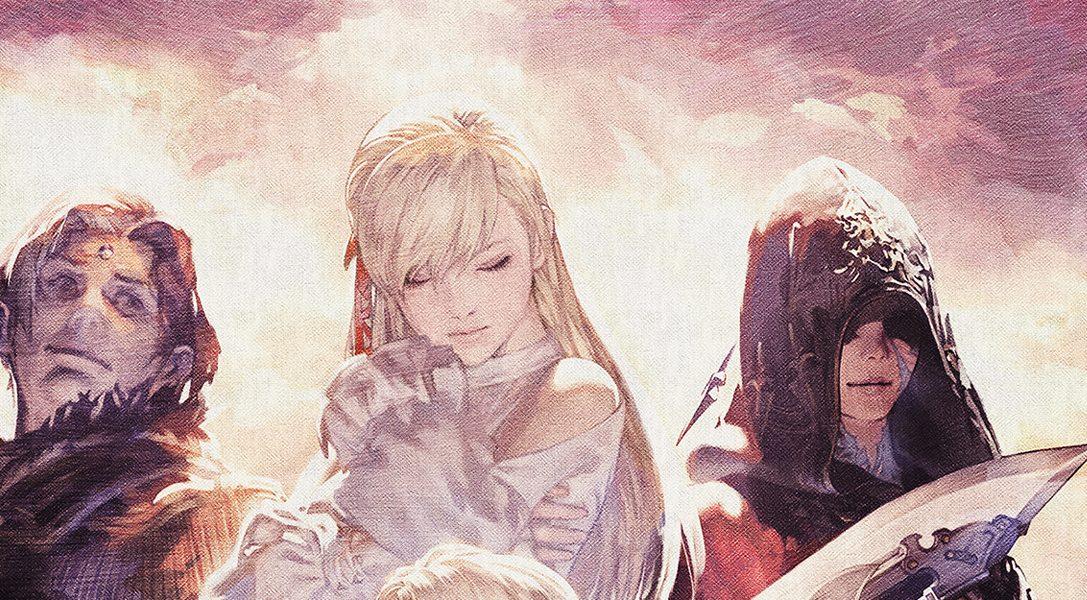 Der neue Raid von FFXIV stellt eine der legendärsten Beschwörungen aus Final Fantasy VIII nach
