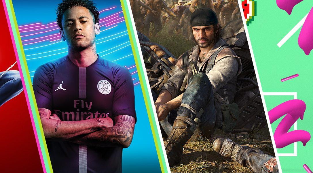 Ab heute gibt es wieder tolle Sommerangebote im PlayStation Store
